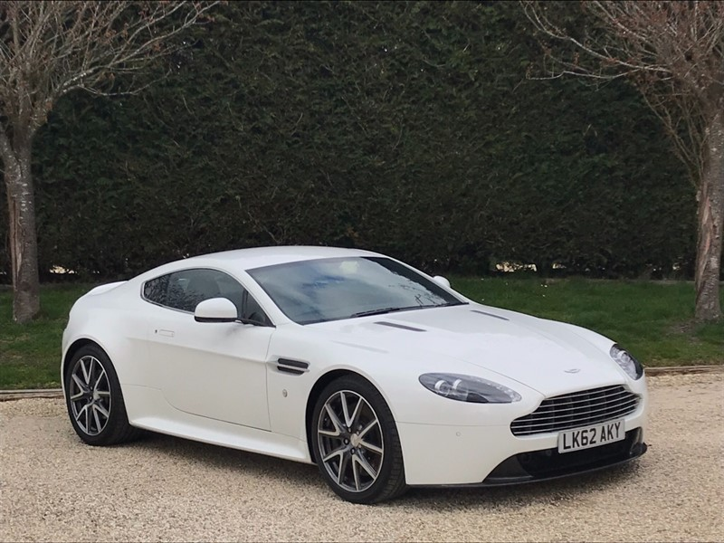 used Aston Martin Vantage S V8 in surrey