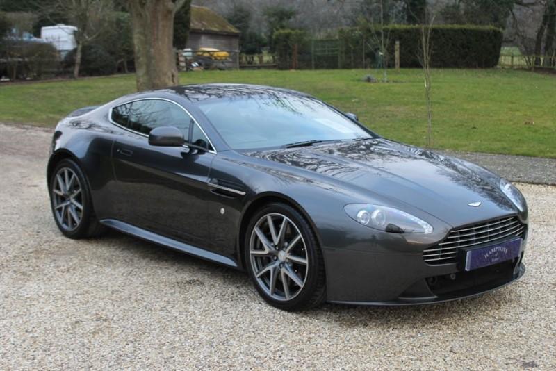 used Aston Martin Vantage S V8 in surrey