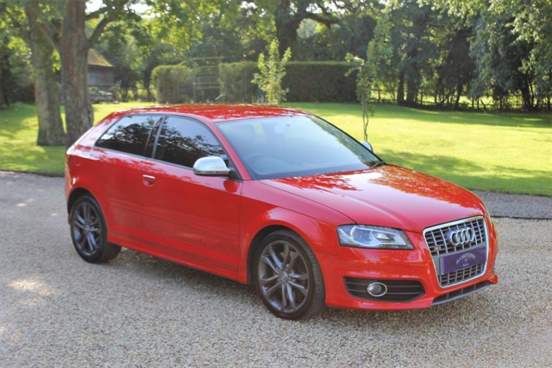 used Audi A3 TFSI in surrey