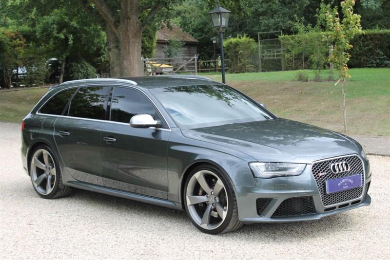 used Audi A4 RS4 AVANT FSI QUATTRO in surrey