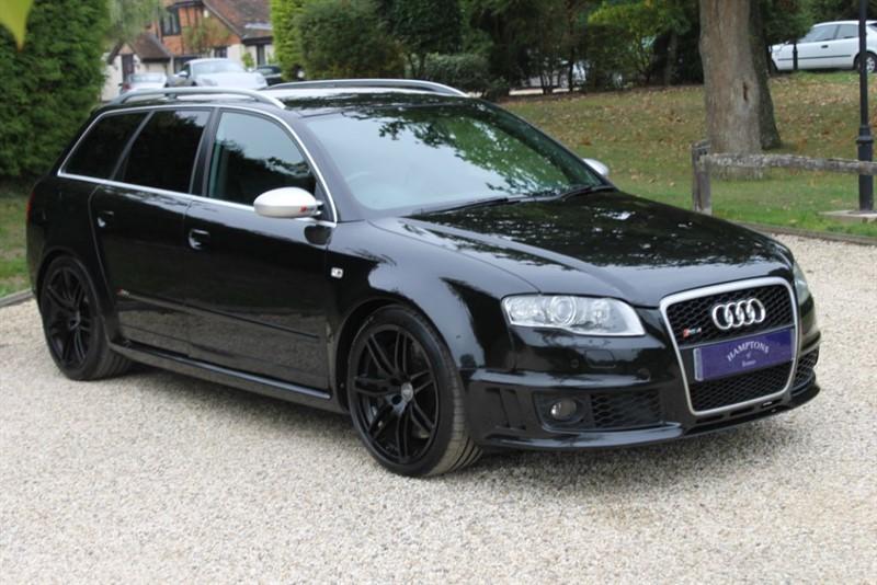 used Audi A4 RS4 QUATTRO in surrey