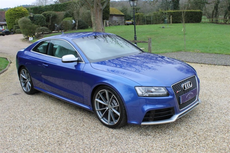 used Audi A5 RS5 FSI QUATTRO in surrey