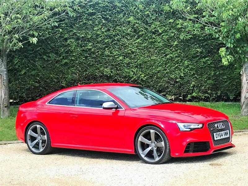 used Audi RS5 FSI QUATTRO in surrey