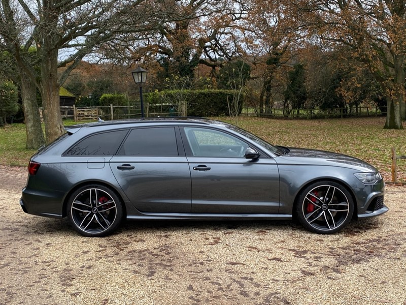 used Audi RS6 AVANT TFSI V8 QUATTRO in surrey