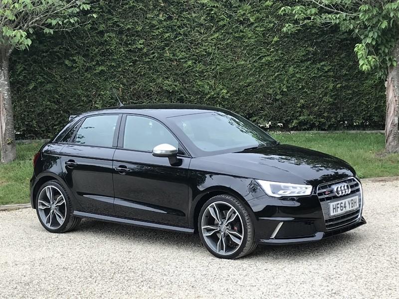 used Audi S1 QUATTRO SPORTBACK in surrey