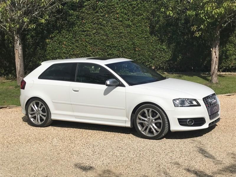 used Audi S3 TFSI QUATTRO in surrey