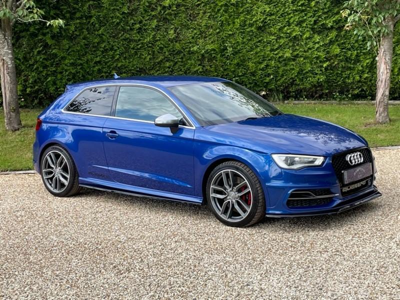used Audi S3 QUATTRO in surrey