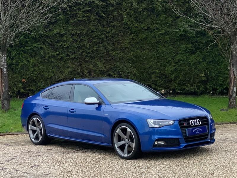 used Audi S5 SPORTBACK TFSI QUATTRO BLACK EDITION in surrey