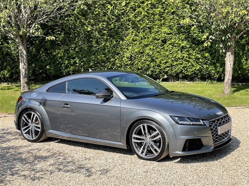 used Audi TT TFSI QUATTRO S LINE in surrey
