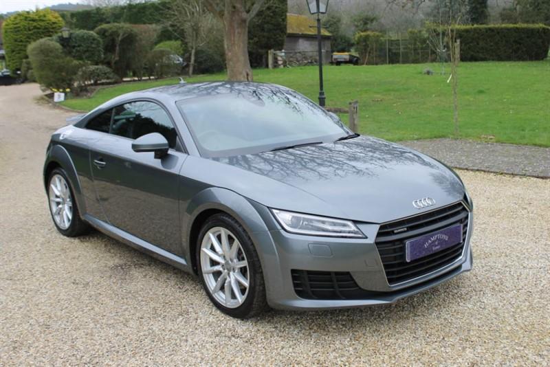 used Audi TT TFSI QUATTRO SPORT in surrey