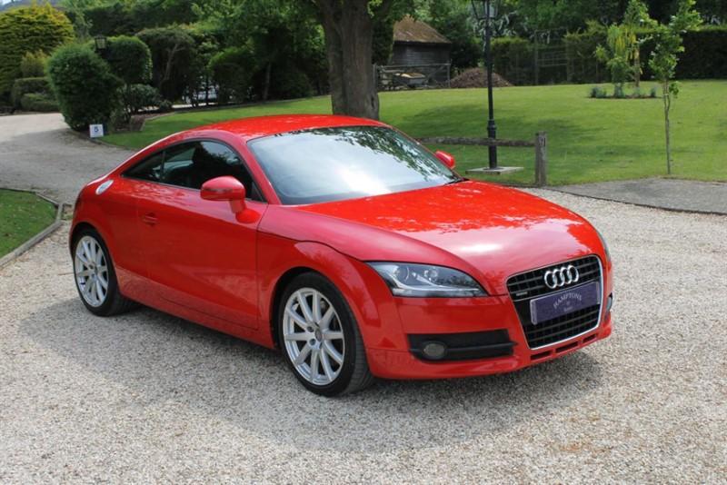 used Audi TT QUATTRO in surrey