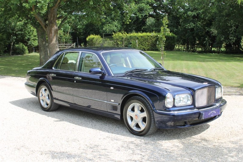 used Bentley Arnage RED LABEL LE MANS in surrey
