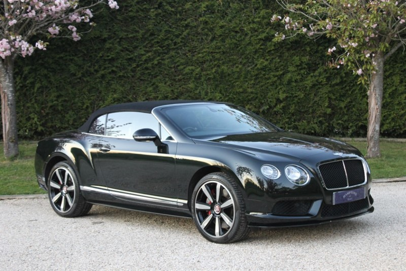 used Bentley Continental GT V8 S in surrey