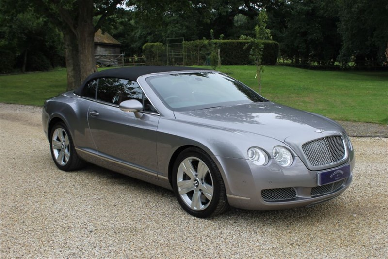 used Bentley Continental GTC  in surrey