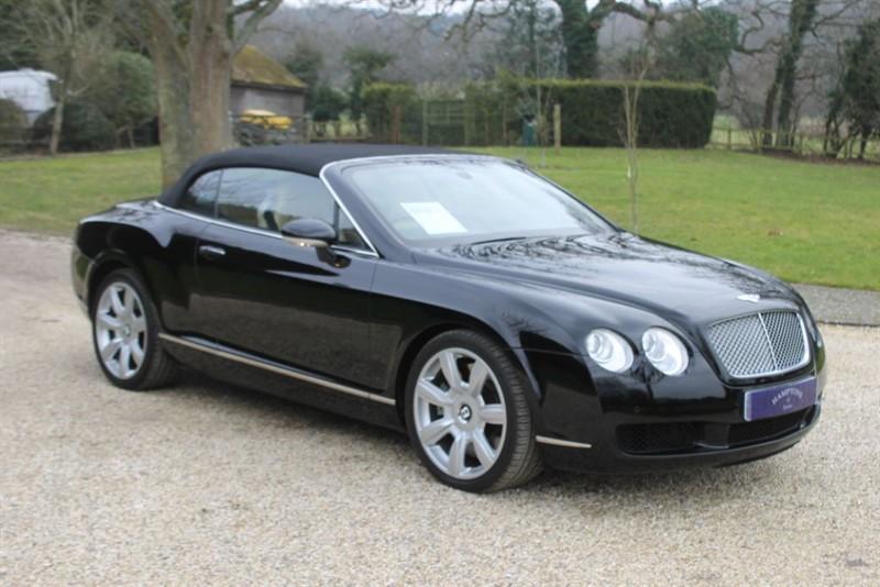 used Bentley Continental GTC  in surrey