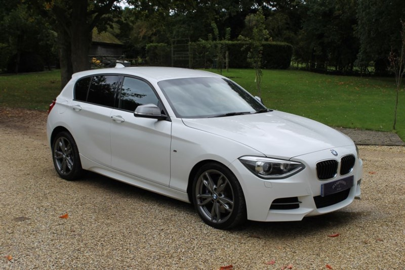 used BMW 1 Series M 135I in surrey