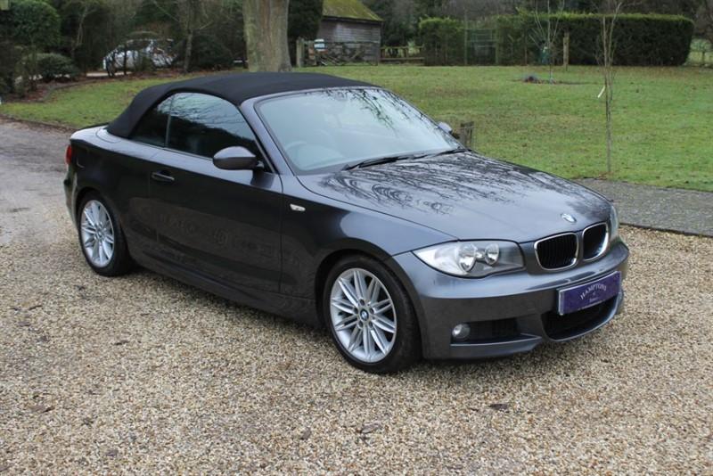 used BMW 118i M SPORT in surrey