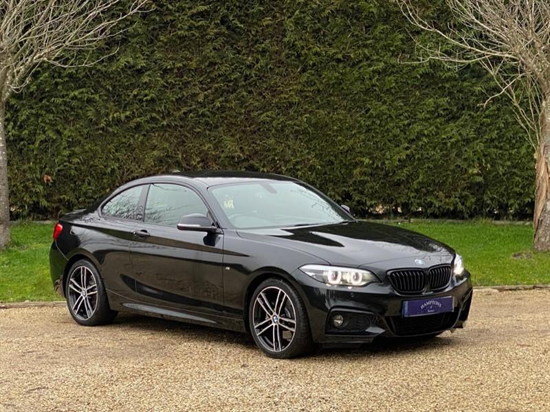 used BMW 230i M SPORT in surrey