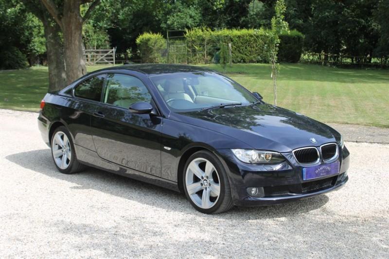 used BMW 320d SE HIGHLINE in surrey