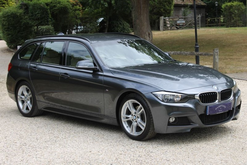 used BMW 320i M SPORT TOURING in surrey