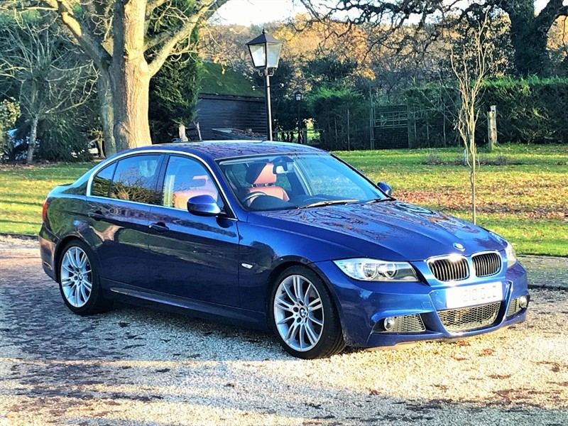 used BMW 320i M SPORT BUSINESS EDITION in surrey