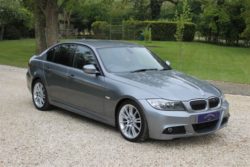 used BMW 325d M SPORT in surrey
