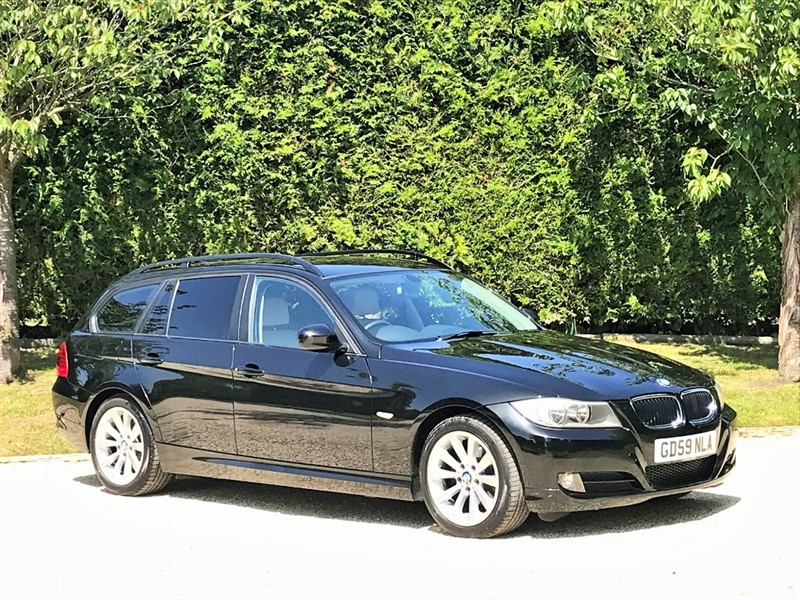 used BMW 318i SE BUSINESS EDITION TOURING in surrey
