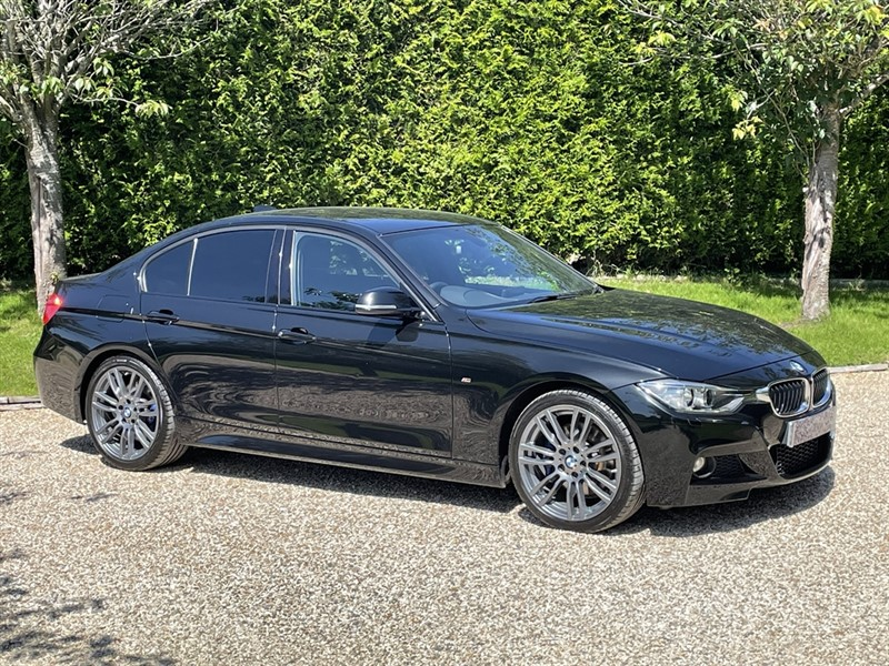 used BMW 320d M SPORT in surrey