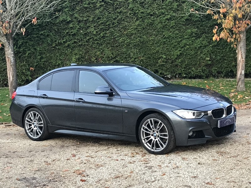 used BMW 330d XDRIVE M SPORT in surrey