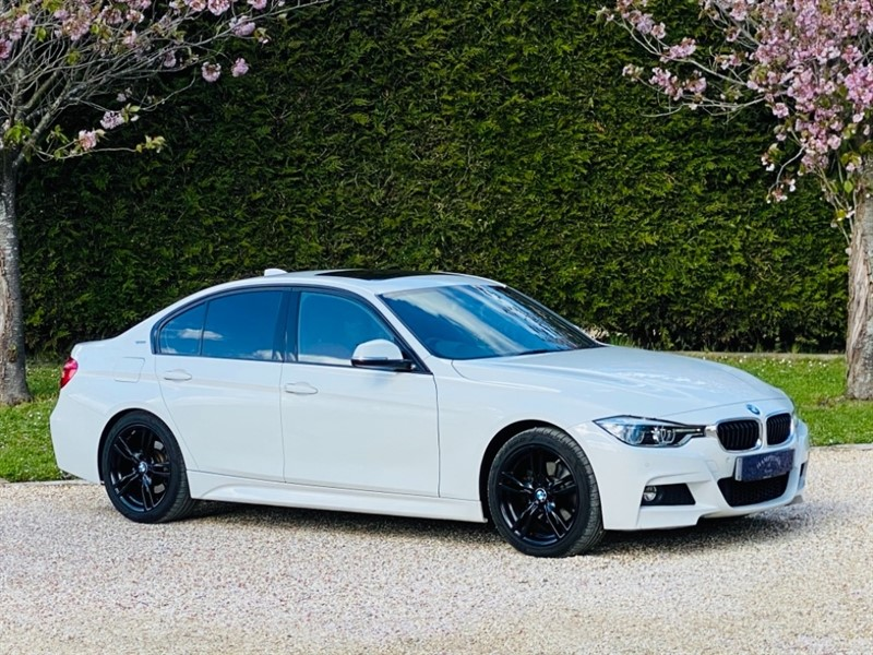 used BMW 330e M SPORT in surrey