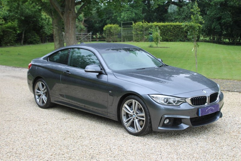 used BMW 435i M SPORT in surrey