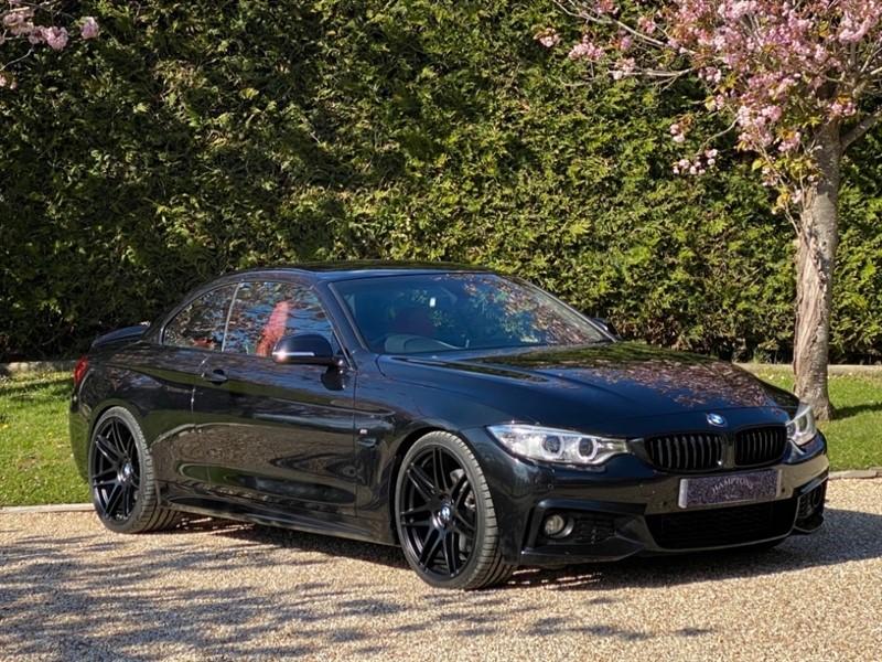 used BMW 440i M SPORT in surrey