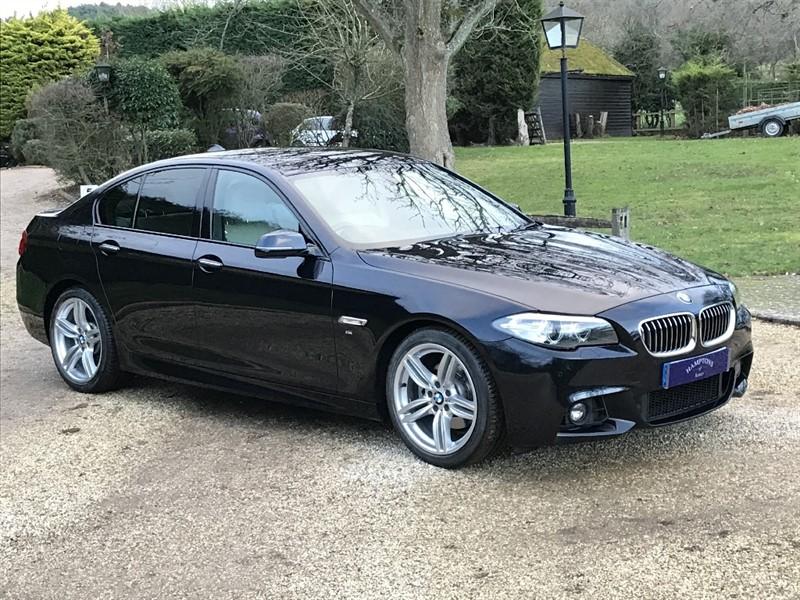 used BMW 520i M SPORT in surrey
