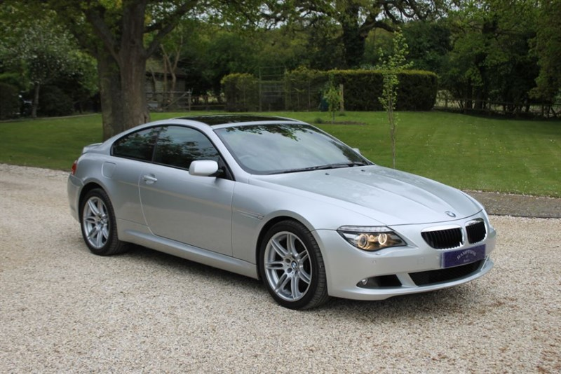used BMW 635d EDITION SPORT in surrey