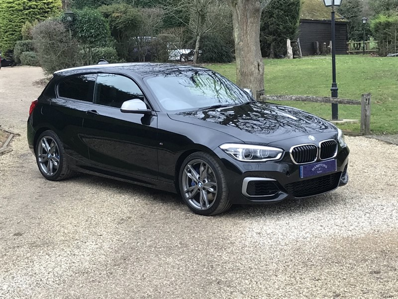 used BMW M135i  in surrey