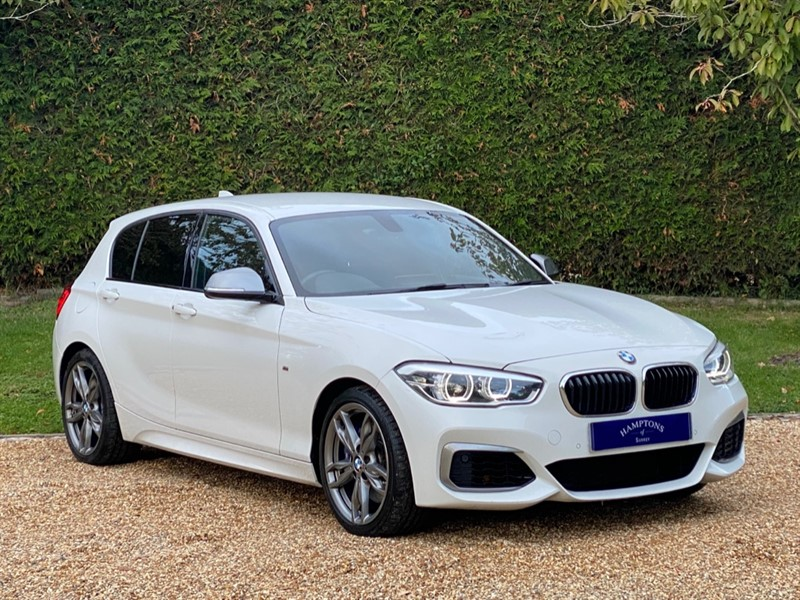 used BMW M140i  in surrey