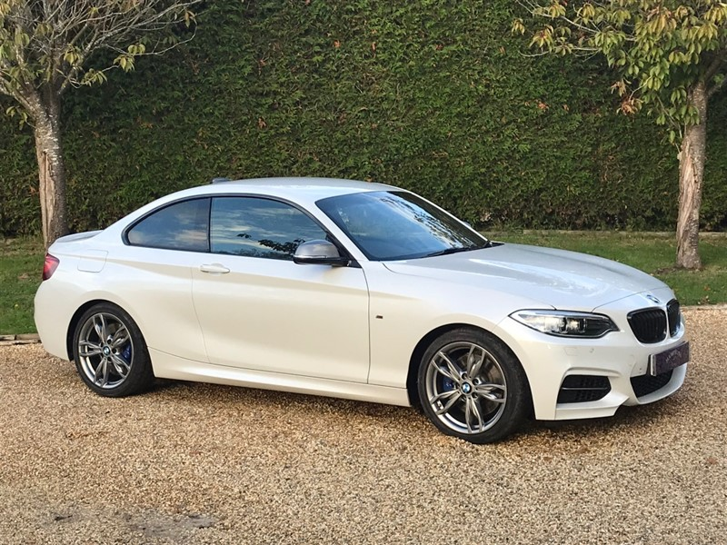 used BMW M235i  in surrey