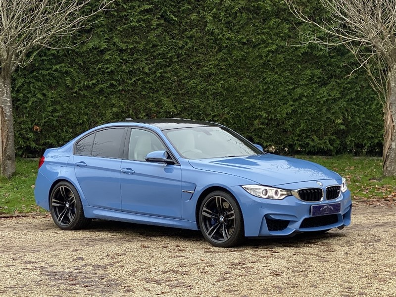 used BMW M3  in surrey