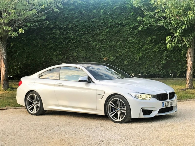 used BMW M4  in surrey