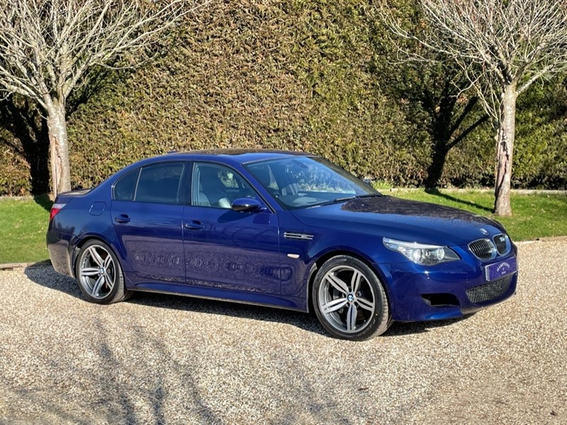 used BMW M5  in surrey