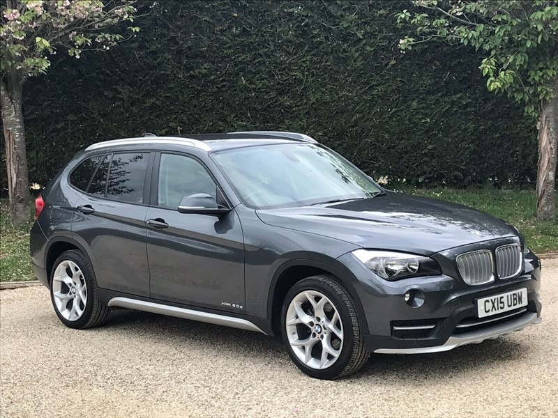 used BMW X1 XDRIVE20D XLINE in surrey