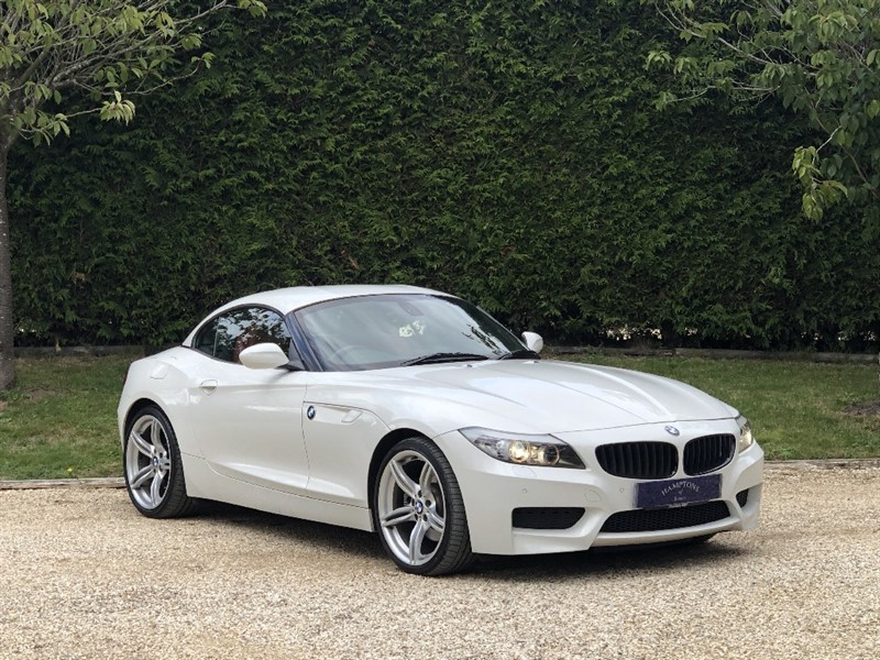 used BMW Z4 SDRIVE30I M SPORT HIGHLINE EDITION in surrey