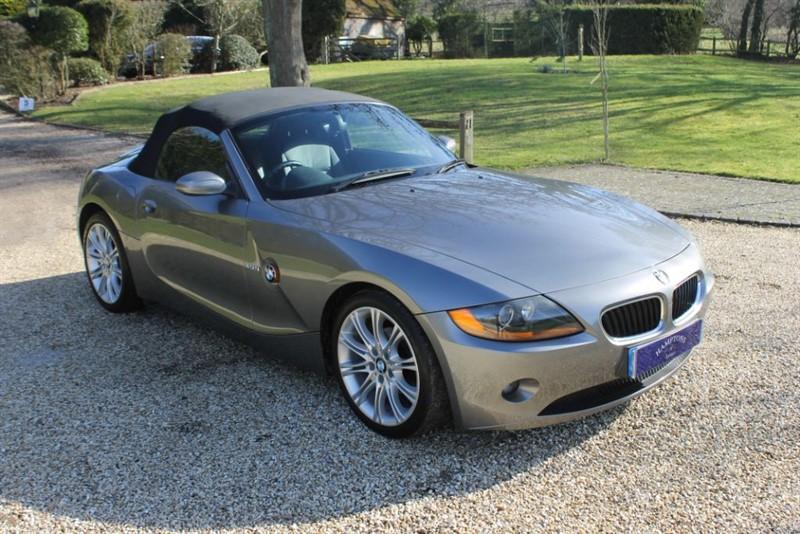 used BMW Z4 2.2i se auto in surrey