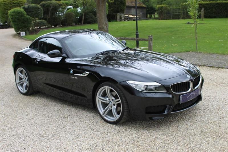 used BMW Z4 SDRIVE18I M SPORT ROADSTER in surrey