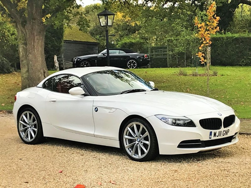 used BMW Z4 SDRIVE23I HIGHLINE EDITION in surrey