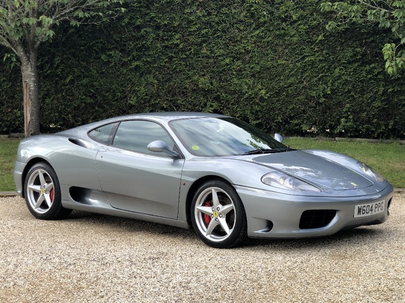 used Ferrari 360 FERRARI in surrey