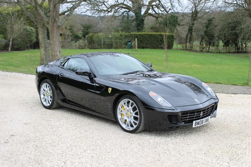 used Ferrari 599 GTB FIORANO F1 in surrey