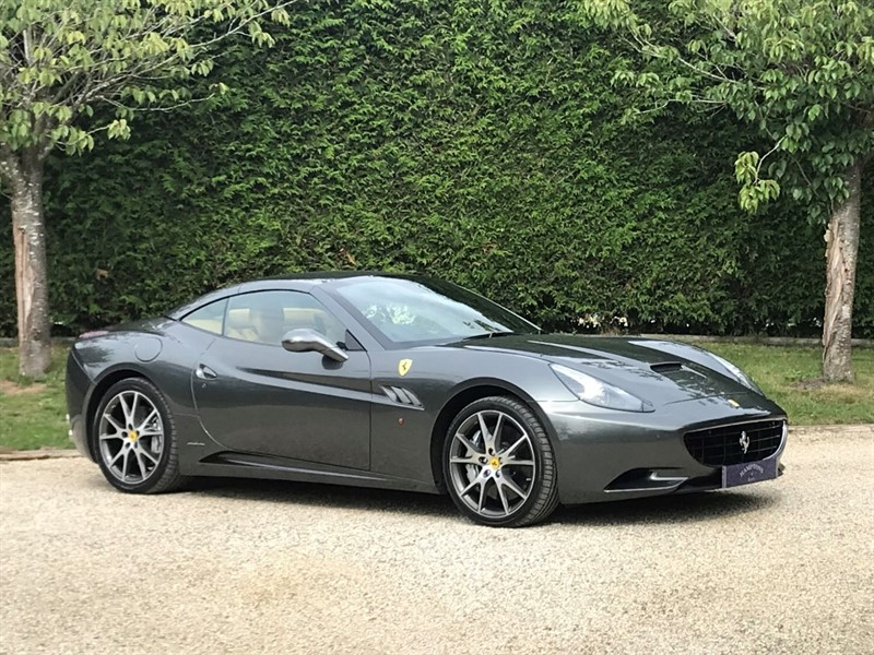 used Ferrari California 2 PLUS 2 in surrey