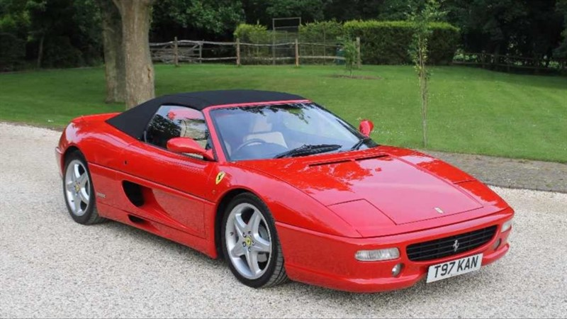 used Ferrari  355 CONVERTIBLE in surrey