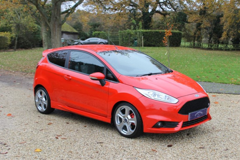 used Ford Fiesta ST-2 in surrey